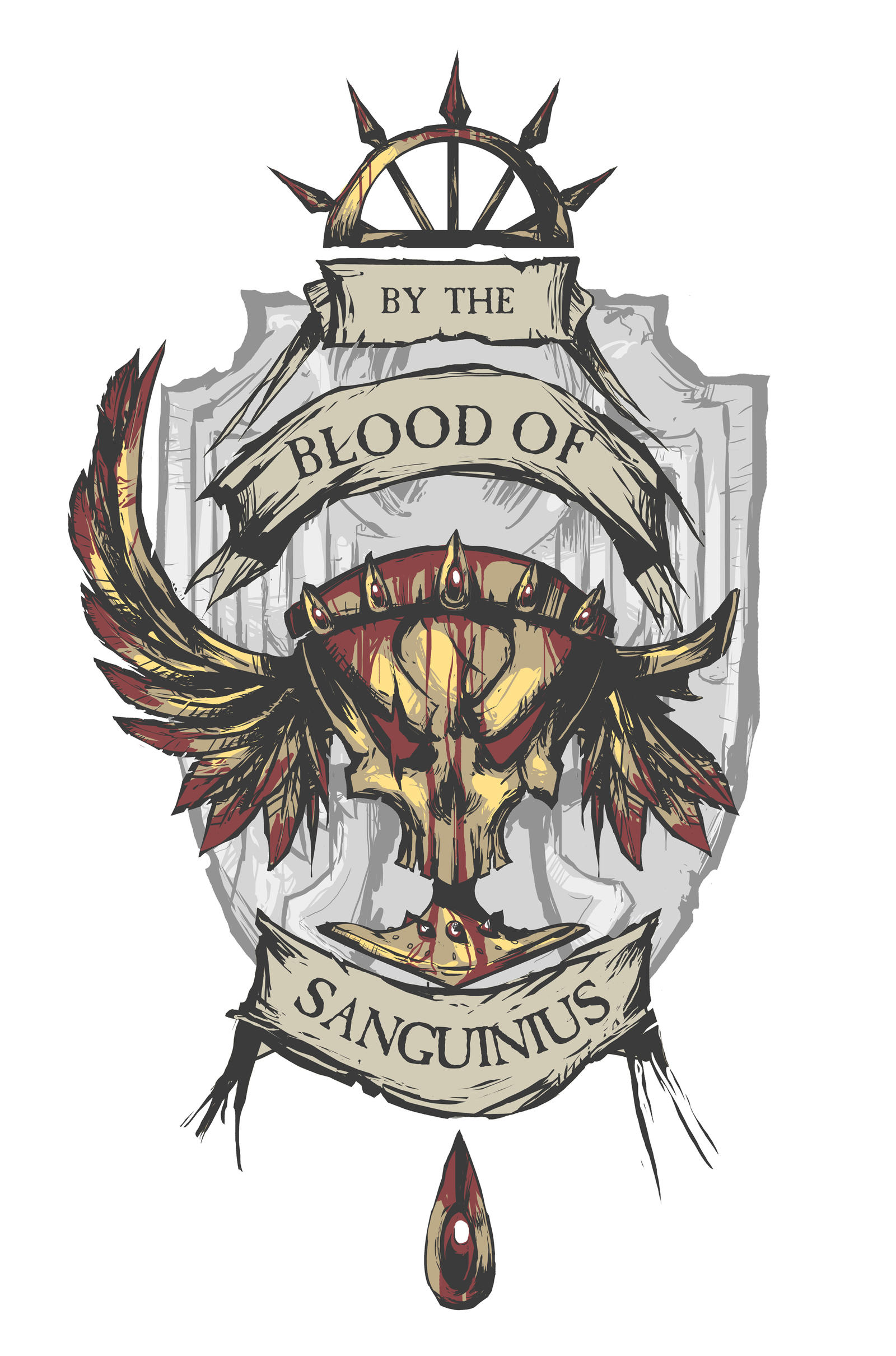 By the blood of Sanguinius! by t-cezar