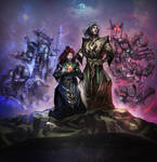 Death and the Maiden World - Contest Finalist