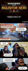 W2k - Inquisitor Nero - Webcomic by t-cezar
