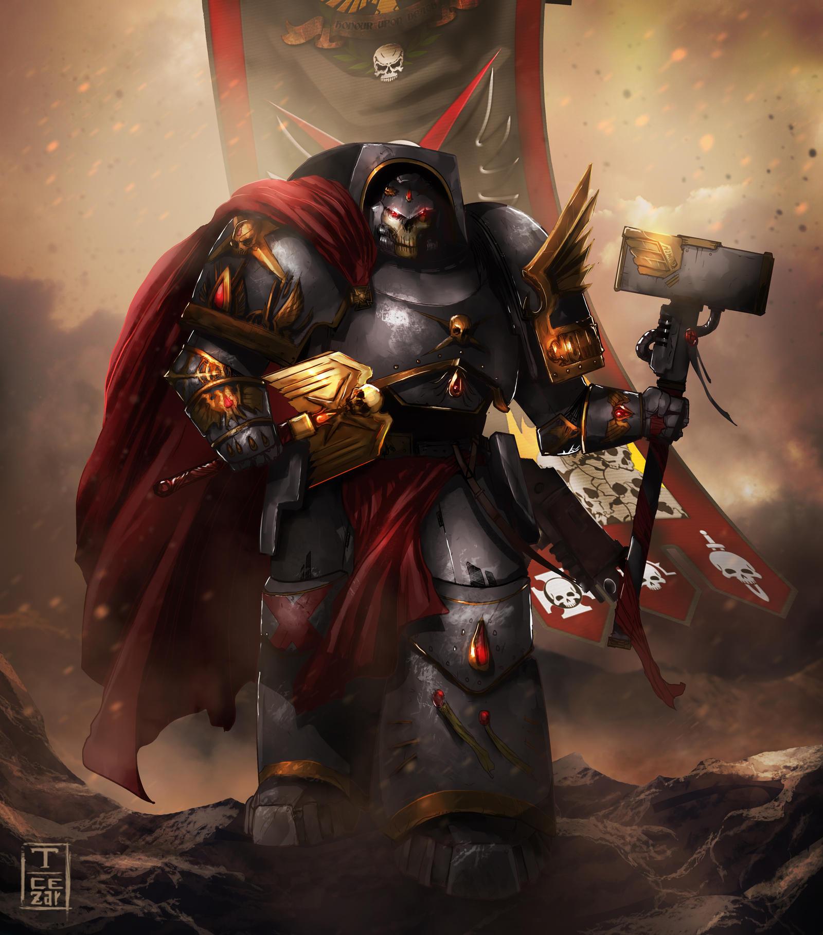 Chapter Master Nomad