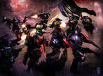 Wardens of Light vs Orks