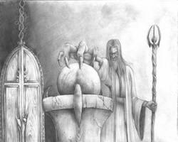 Saruman by jalv