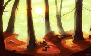 Landscape 2forestpng by Ephasme