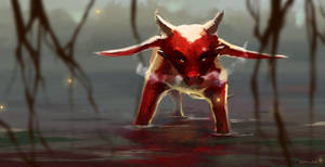 RED DRAGON AQ3D by Ephasme on DeviantArt