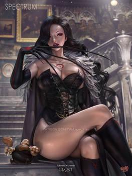 Fullmetal Alchemist 'Lust'