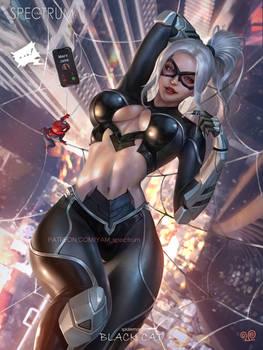 Spiderman 'Black Cat'