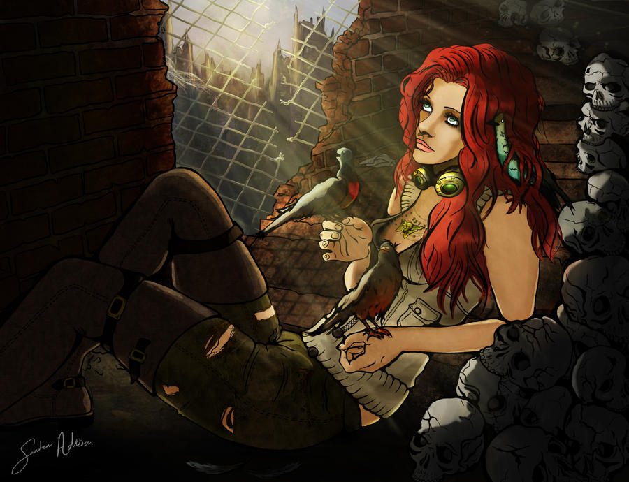 Cordelia Gierhart by Blood-Contagion