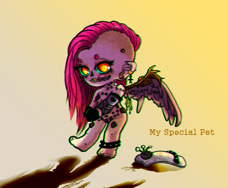 my Special Pet by Blood-Contagion