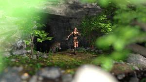Tomb Raider by RenderGalleryOne