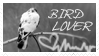bird stamp 1 by ivadesign