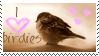 bird stamp 2