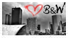 bw stamp by ivadesign
