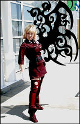 Blood Seras by Mithore-Rauko