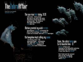 The Zebra Affair by elvert