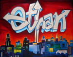 Grafitti Skyline