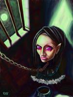 Insane Violent Diva by Pudsybear
