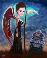 Dark Angel Vendetta by Pudsybear