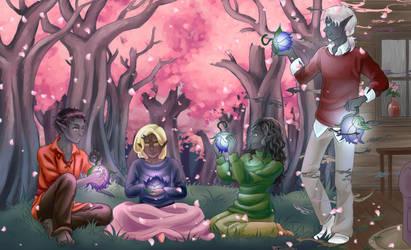 AA: Firefall, Flowerlight by Nalytia