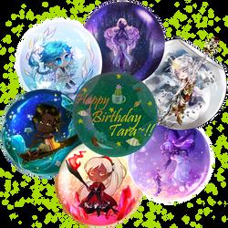 AA: Happy Birthday Tara!! by Nalytia