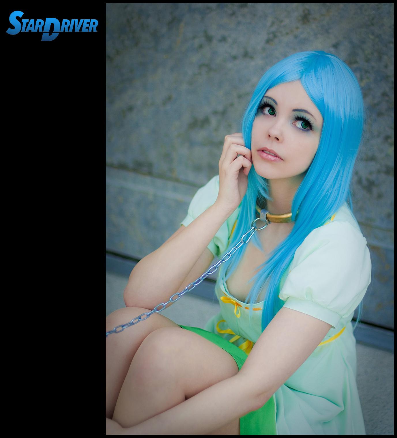 Star Driver - Sakana-chan by Calssara