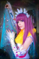 Kaleido Star - Sora Naegino by Calssara
