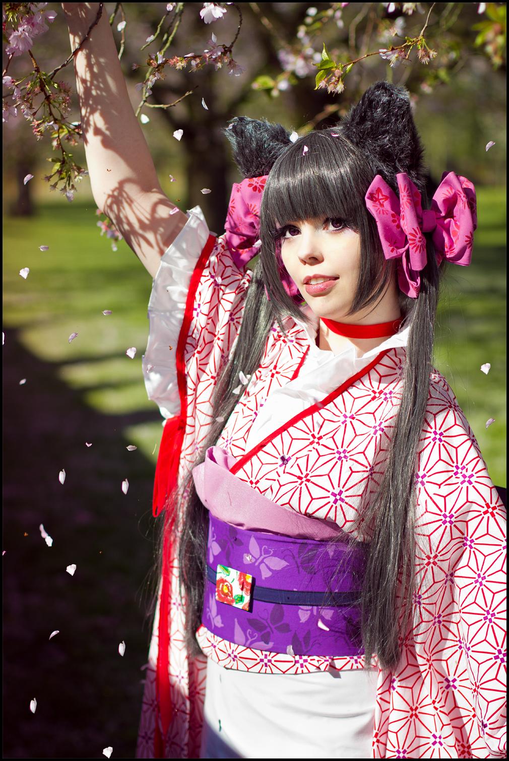 Otome Youkai Zakuro I by Calssara