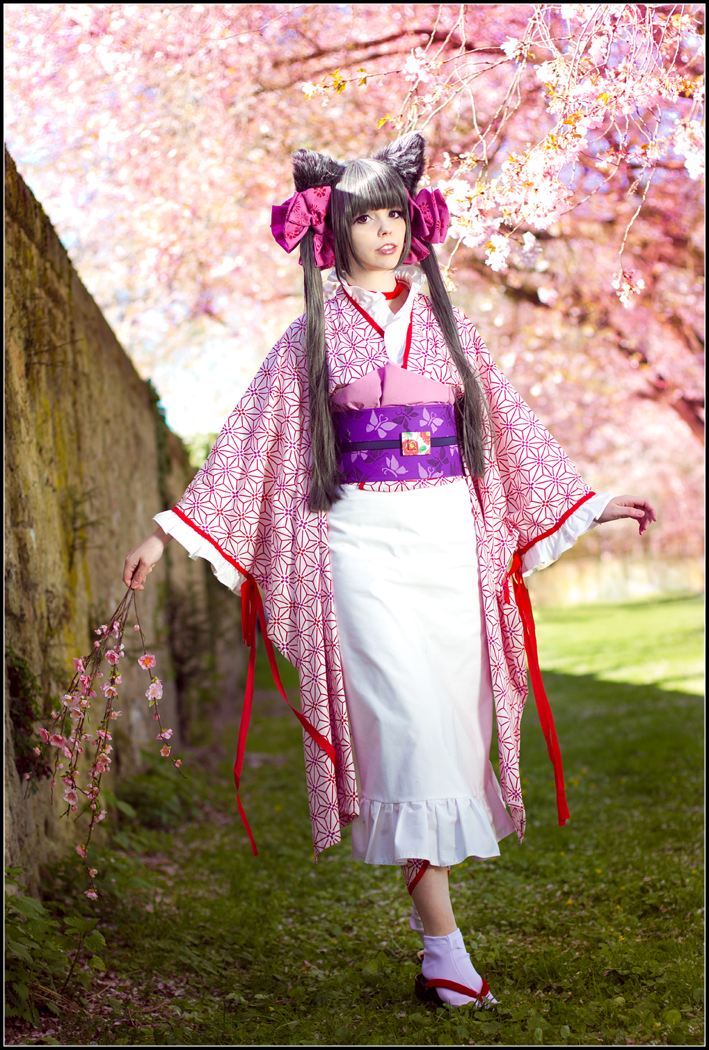 Otome Youkai Zakuro II by Calssara