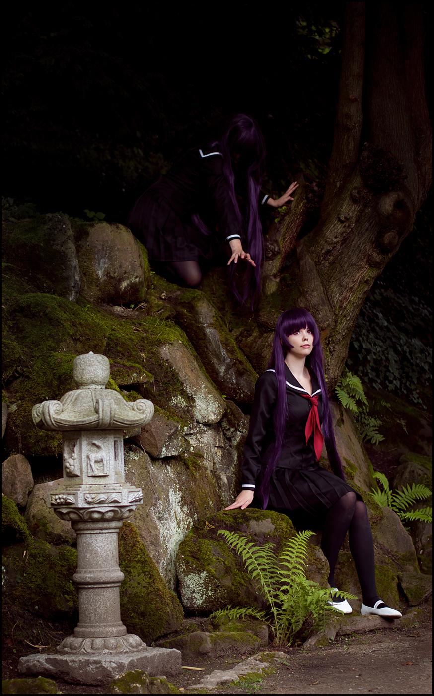 Tasogare Otome X Amnesia - Yuuko Kanoe by Calssara