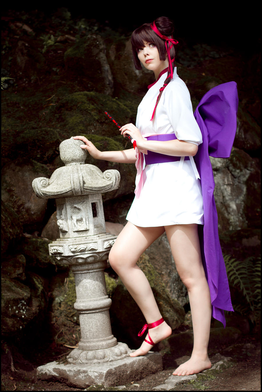 Vampire Princess Miyu II by Calssara