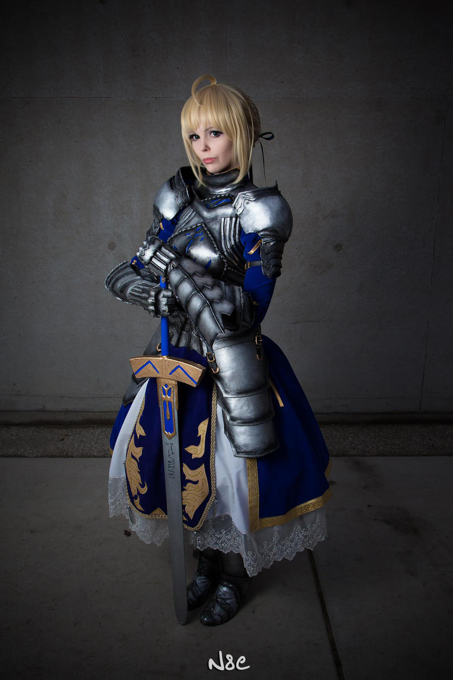 Fate/Stay Night - Saber (Gift version)