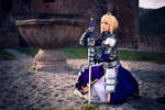 Fate/Stay Night - Saber 'Gift Version' V