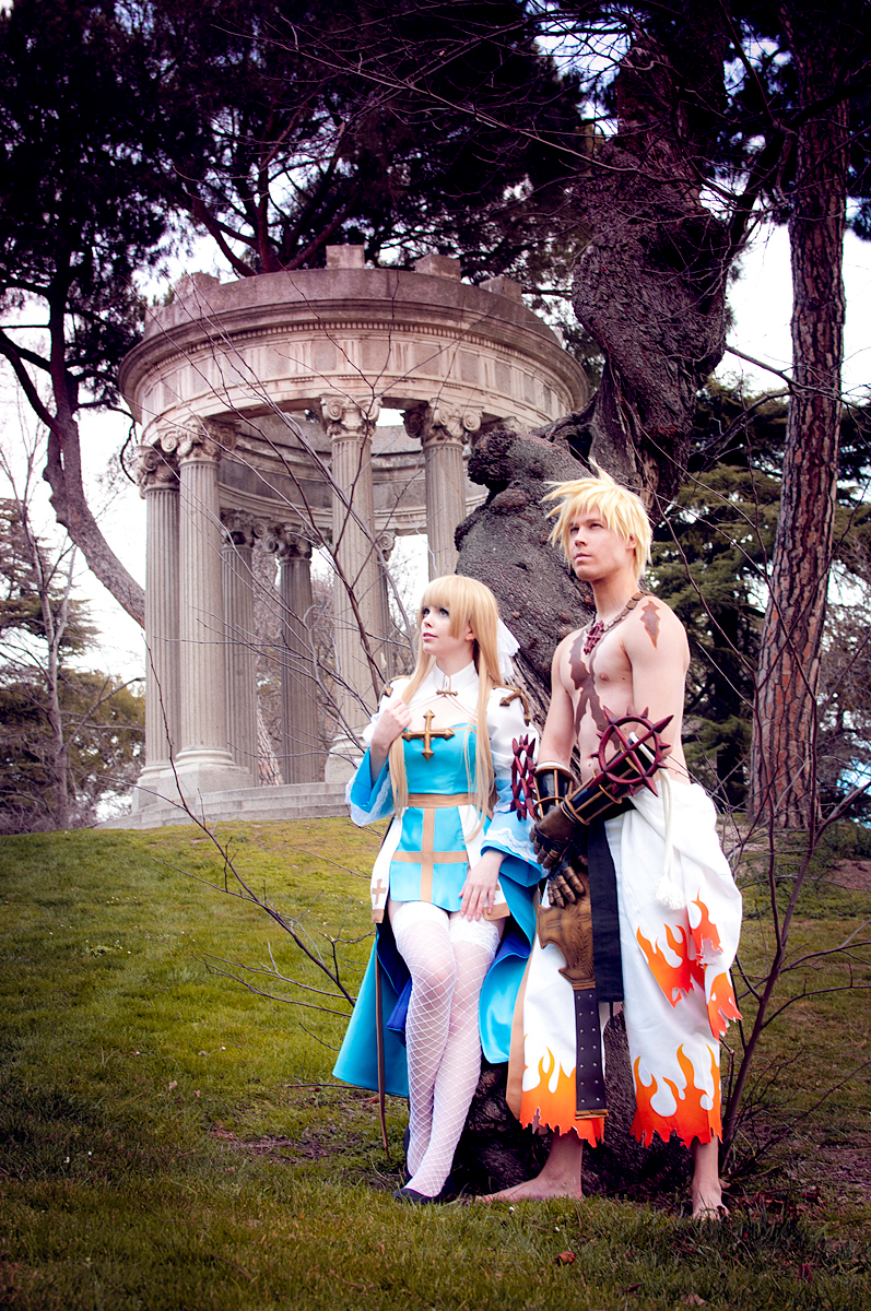 Ragnarok Online - Archbishop and Shura III by Calssara
