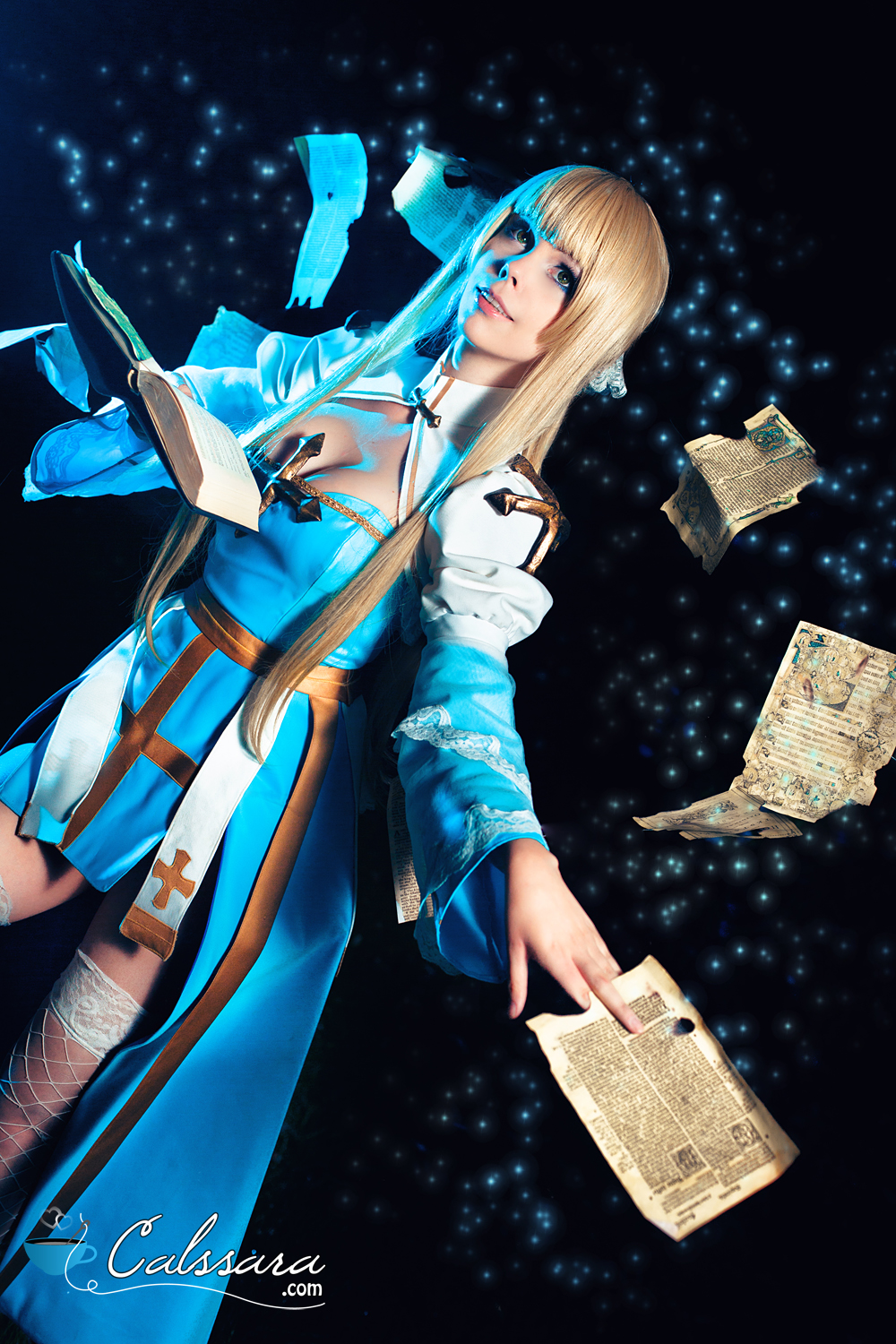 Ragnarok Online - Archbishop - Magic by Calssara
