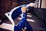 Fate/Stay Night - Saber III