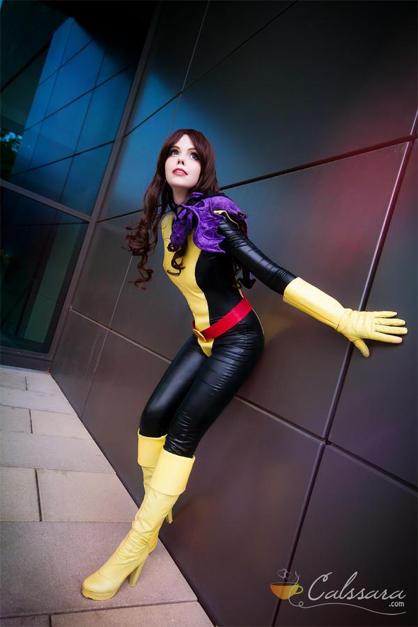 X-Men - Shadowcat Kitty Pryde IV by Calssara