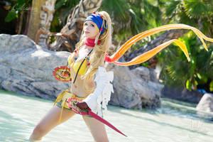 Final Fantasy X-2 - Rikku Thief