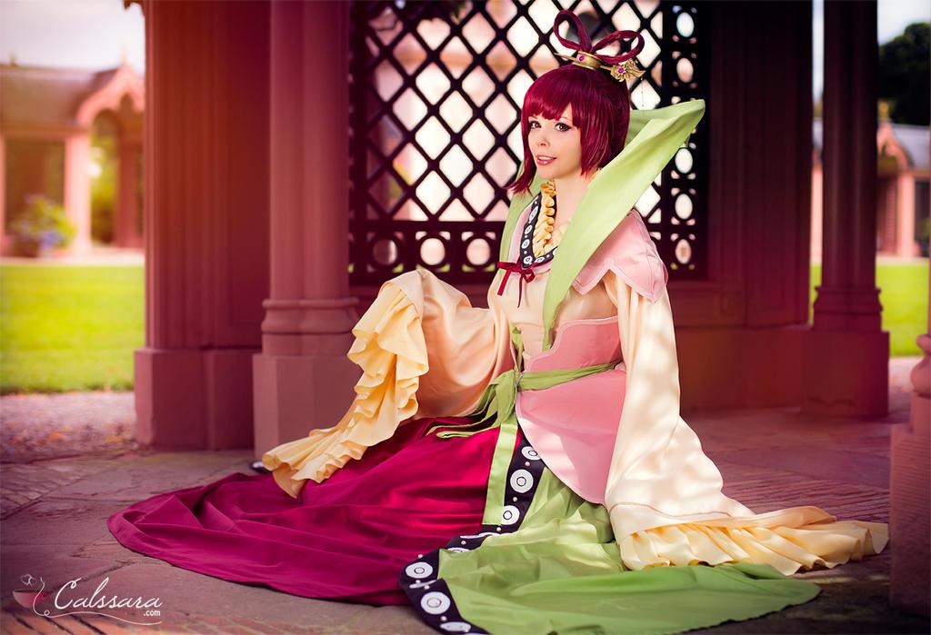 Magi - Kougyoku Ren III by Calssara