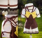 Shuffle School Uniform Cosplay Costume