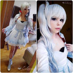 Weiss Schnee - RWBY Preview