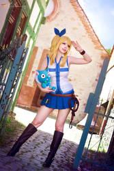 Fairy Tail - Lucy Heartfilia