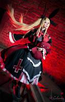 Blazblue - Rachel Alucard IV by Calssara
