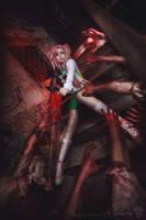 Highschool of the Dead - Saya Takagi IV by Calssara