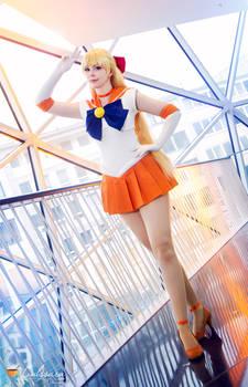Sailor Venus - Sailor Moon III