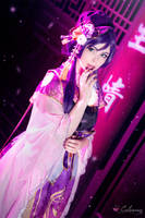 Nozomi Tojo (7 Lucky Gods) - Love Live II by Calssara
