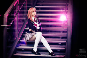 Honoka - Dead or Alive III by Calssara