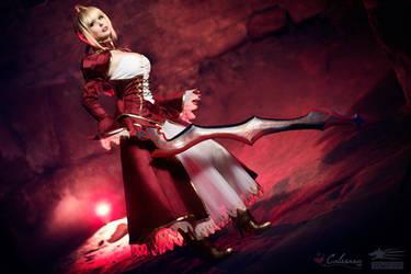 Saber Nero - Fate/Extra II