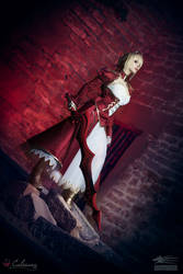 Saber Nero - Fate/Extra IV