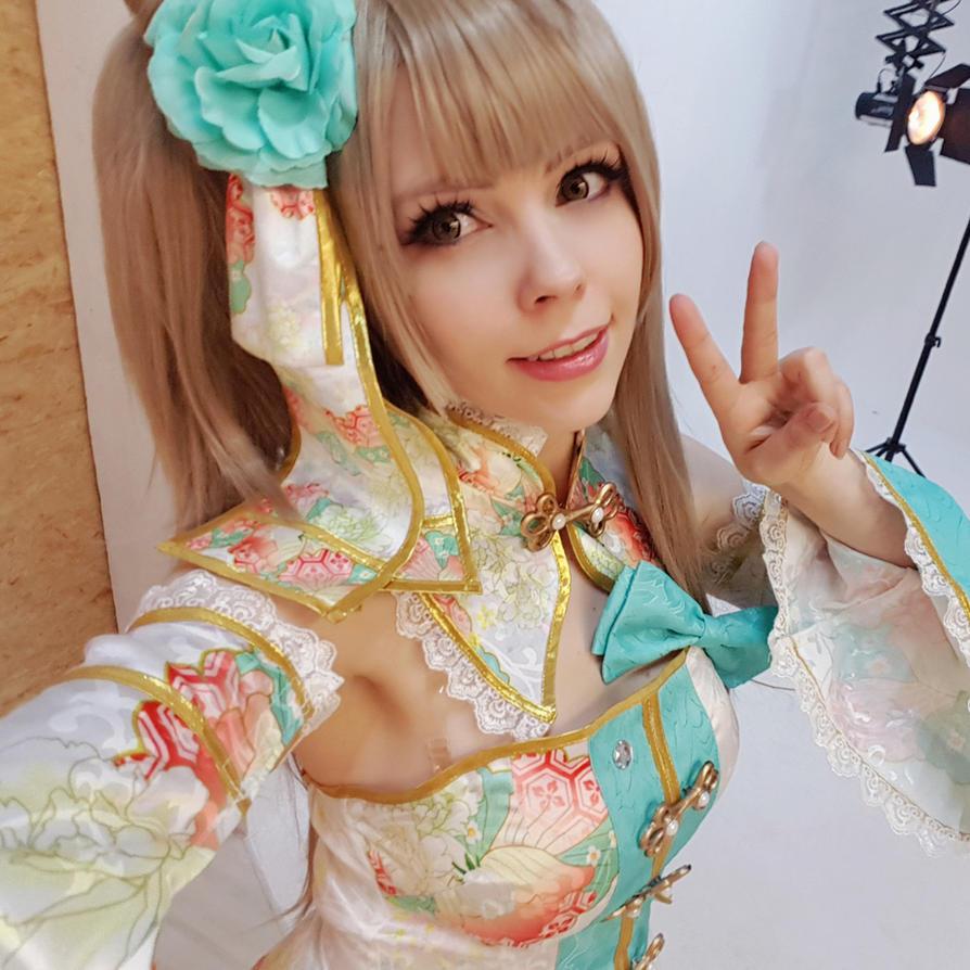 Kotori Minami - Love Live - Selfie by Calssara