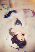 Uzuki Shimamkura - Idol Master Cinderella girls II by Calssara