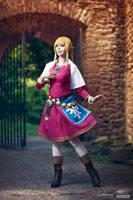 Zelda - Skyward Sword II by Calssara